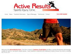 Active Results Sports Injury Clinic