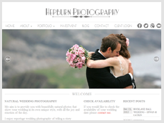 hepburn photography - Website Design Ideas